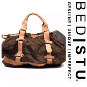 Bed Stu Leather Handbag